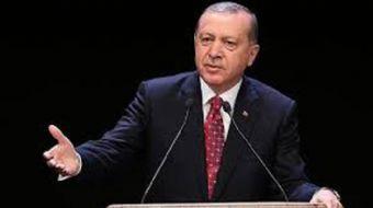 Cumhurbaşkanı Recep Tayyip Erdoğan Rakka'daki Öcalan'ın posterlerine böyle tepki gösterdi