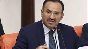 Başbakan Yardımcısı ve Hükümet Sözcüsü Bekir Bozdağ'dan faiz açıklaması