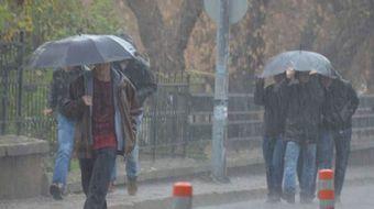 Meteoroloji uyardı yağışlar şiddetlenecek!