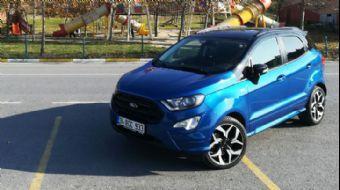 Ford Ecosport ile Sürüş İzlenimleri
