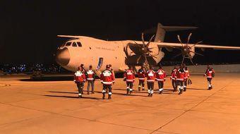 Ankara'dan Kalkan Uçak Somali'ye İndi!