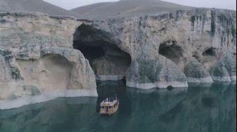 9 Milyon Yıllık Kanyonlar Uluslararası Turizme Kazandırılacak