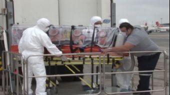 """İstanbul Havalimanı'nda """"Virüs"""" Önlemi"""