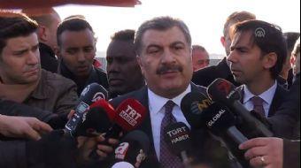 Sağlık Bakanı Koca: '(Somali'deki Bombalı Saldırı) 17 Hastanın 10 Tanesini Türkiye'ye Getirmiş Olduk'