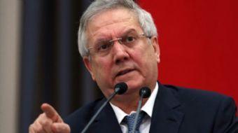 Fenerbahçe Spor Kulübü Başkanı Aziz Yıldırım, Afrin´e yönelik Zeytin Dalı Harekatı´nı canı gönülden