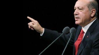 11. Kalkınma Planı Tanıtım Toplantısı´nda konuşma yapan Cumhurbaşkanı Recep Tayyip Erdoğan önemli aç