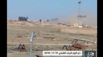 ABD'nin Suriye'deki askeri üslerinin sayısını artırdığı iddia edildi. Suriye merkezli haber sitesi E