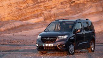 Opel'in yeni hafif ticarisi Combo'yu test ettik