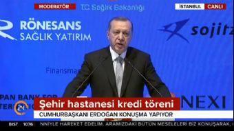 Cumhurbaşkanı Erdoğan: Türkiye'yi karalamaya gücünüz yetmez