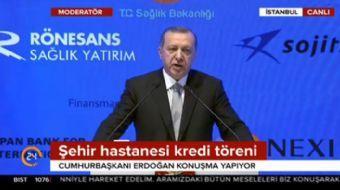 Cumhurbaşkanı Erdoğan: Almanya bizi bu tehditlerle ürkütemez bunu bilmelidir!