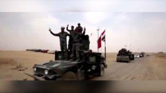 Kuzey Irak'taki referanduma günler kala, Irak Ordusu ve Haşti Şabi, sabah 5 itibariyle Kerkük'ün Hav