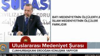 Cumhurbaşkanı Recep Tayyip Erdoğan: Aliya'nın vasiyeti sıradan değildir