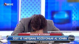 Beyaz TV'de yayınlanan Beyaz Futbol programında Fenerbahçe'nin Galatasaray'ı 2-0 yendiği maç sonrası