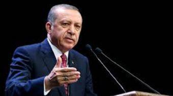 Cumhurbaşkanı Recep Tayyip  Erdoğan: DEAŞ bitti, hala silahı yüklü TIRlar hangi ülkeye karşı gidiyor