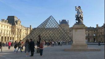 Louvre Müzesi'nde Leonardo Da Vinci Sergisi Rekor Kırdı