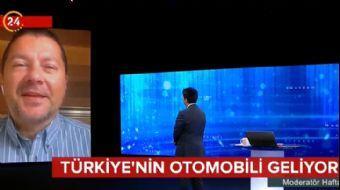 Elektrikli, İnternetli ve Yerli... Türkiye'nin Otomobili Geliyor