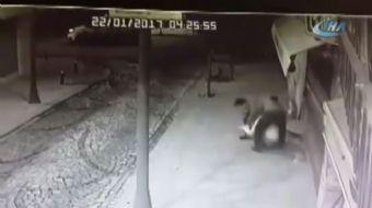Şişli Nişantaşı Şair Nigar Sokak'ta saat 04.30 sıralarında yaşanan olayda, gece saatlerinde Yavuzhan
