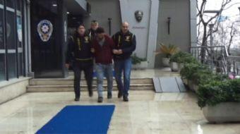 Bursa'da eşiyle tartıştıktan sonra iki kızını pompalı tüfekle rehin alan baba, emniyetteki sorgulama