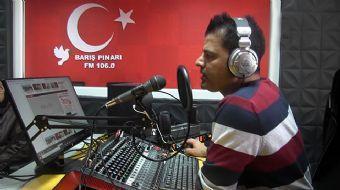 Şanlıurfa'da 'Barış Pınarı Radyosu' Kuruldu