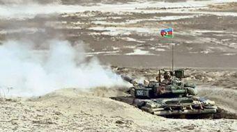 Ermenistan-Azerbaycan cephe hattında Ermeni keşif timinin sabotaj girişimi Azerbaycan askerlerince ö