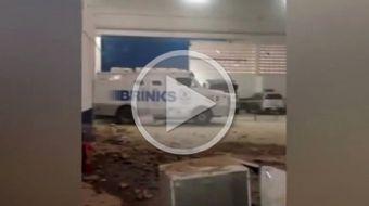Brezilya'da 20 profesyonel silahlı soyguncu, taşımacılık hizmeti sunan Amerikan devi Brink's'in Pern