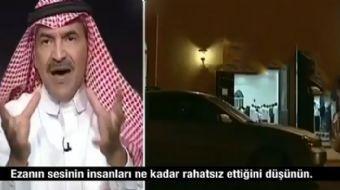 Suudi Arabistan´da bir televizyon kanalında değerlendirmeler yapan gazeteci Muhammed el Suheymi ülke