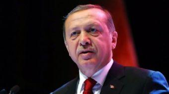 Kültür ve Turizm Bakanlığı Kültür Sanat Özel Ödülleri´nde konuşma yapan Cumhurbaşkanı Recep Tayyip E