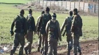 Batman'ın Sason ilçesi kırsalında tespit edilen eylem hazırlığındaki bir grup PKK'lı teröriste yönel