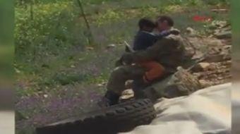 ŞIRNAK Uludere ile sınırın sıfır noktasında bulunan Andaç Bölgesi'nde PKK'lı teröristlerin saldırısı