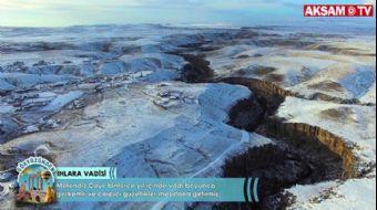 Kapadokya Denildiği Zaman Akla İlk Gelen Yerlerden: Ihlara Vadisi