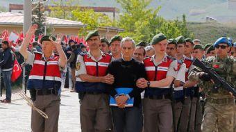FETÖ'nün 15 Temmuz darbe girişimi sırasında Genelkurmay Karargahı'nda yaşanan eylemlere ilişkin, ara