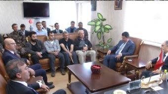TBMM İnsan Haklarını İnceleme Komisyonu Başkanı Mustafa Yeneroğlu, komisyonun yapılacak ilk toplantı