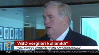 ABD'li yapımcı Holl: FETÖ Türkiye'yi karalamak için lobi faaliyetlerine milyonlarca dolar harcadı