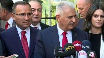 Başbakan Yıldırım, taşeron işçilere kadro ile ilgili çalışmanın tamamlanmak üzere olduğunu söyledi.
