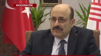 YÖK Başkanı Saraç'tan kritik üniversite sınavı açıklaması!