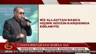Cumhurba�kan� Erdo�an: �n�allah bu at�l�m hamleleri �n�m�zdeki y�llarda da devam edecek. Bunun i�in