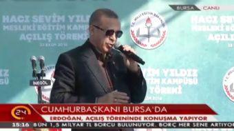 Cumhurba�kan� Erdo�an: T�rkiye t�m sabotaj giri�imlerine ra�men 2023 hedefleri istikametinde y�r�yor