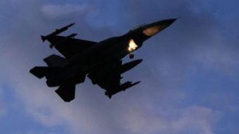 Zeytin Dalı Harekatı´nın başladığı gün  Türk savaş uçakları tarafından vurulan 108 hedef arasında ye