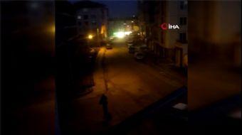 Ankara'da 12 Dakika Arayla 2 Deprem Oldu