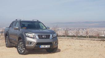 Nissan Navara Force ile Eskişehir'e gittik