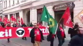Cumhurbaşkanı Recep Tayyip Erdoğan'ın 'Nazi' benzetmesinden rahatsız olan Almanya Başbakanı Angela M