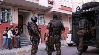İstanbul'da, eylem hazırlığında olduğu tespit edilen DEAŞ mensubu 13'ü yabancı uyruklu 14 şüpheli,
