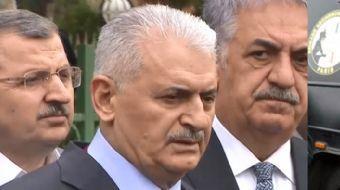 Başbakan Binali Yıldırım canlı yayında açıkladı: Erbil´e uçuşlar başlıyor