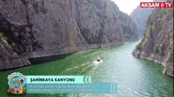 Ülkemizin En Büyük İkinci Su Kanyonu: Şahinkaya Kanyonu