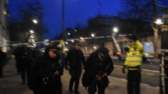 Reuters Haber Ajansı, İngiltere'nin Manchester kentinde, konser sırasında bir patlama olduğunu duyur