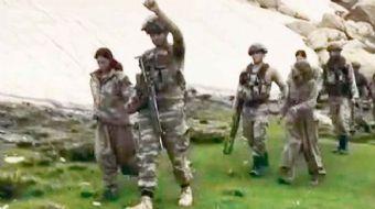 Şırnak'ın Silopi İlçesi'ndeki Habur İlçe Emniyet Amirliği'ne, dün saat 17.00 sıralarında, Irak'ın ku