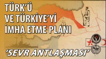 Türk'ü İmha Etme Planı: Sevr Antlaşması | #NesliTarih