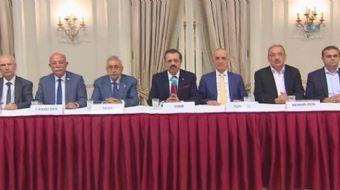 Sekiz sivil toplum örgütünün oluşturduğu Türkiye-AB Karma İstişare Komitesi (KİK), Kuzey Irak Bölges