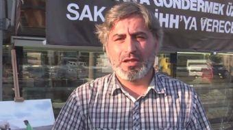Sakarya'da bir unlu mamuller firmasının sahibi, iş yerinin bir günlük gelirini Arakan'daki Müslümanl