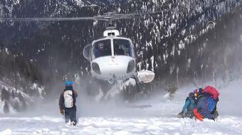 Kaçkar Dağları'nda 'Heliski' Heyecanı Başlıyor